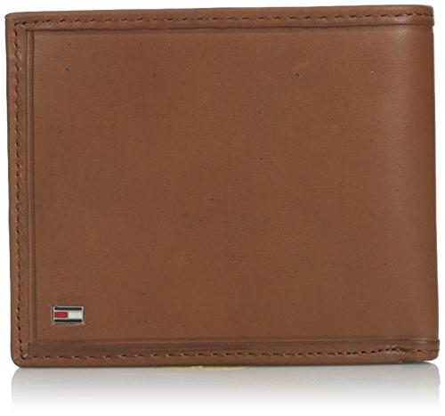Tommy Men's Leather Passcase