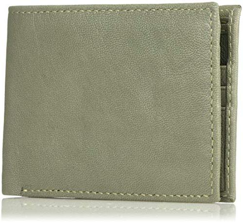Timberland Leather Blocking Passcase Charcoal, One