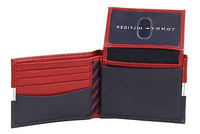 Wallet Passcase Rfid Red 31TL220053