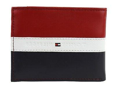 Tommy Wallet Red 31TL220053
