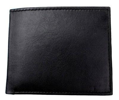 Tommy Hilfiger Men's Premium Leather Id Card Coin