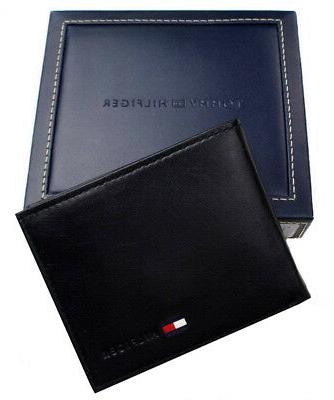 Tommy Leather Credit Coin 31Tl25X020