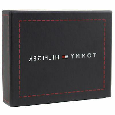 Tommy Hilfiger Men's Premium Leather ID