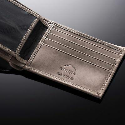 Alpine Wallet Multi ID High Capacity Bifold