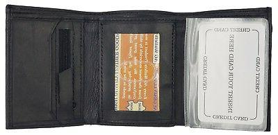 AG Leather Wallet Credit Holder Pocket