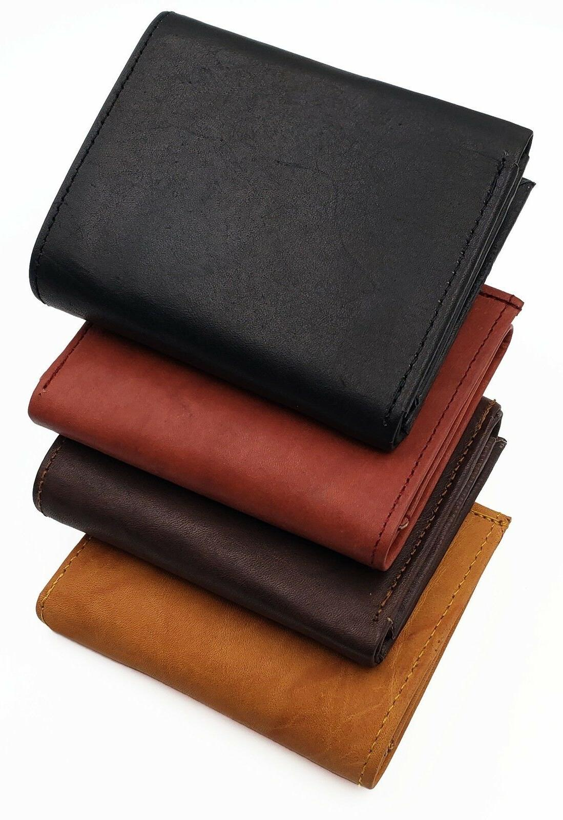 AG RFID Cowhide Leather Removable