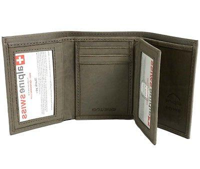 Alpine Swiss Wallet Extra Card Windows