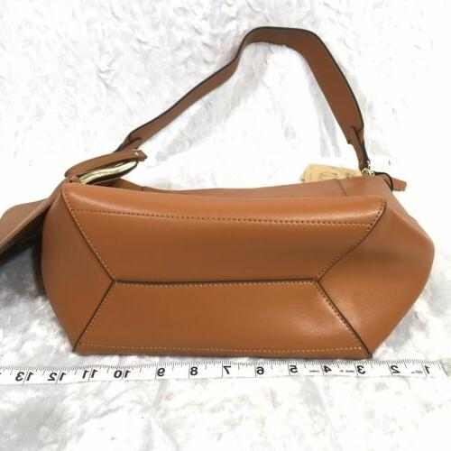 New! Bag And Purse and Work Bucket Brown