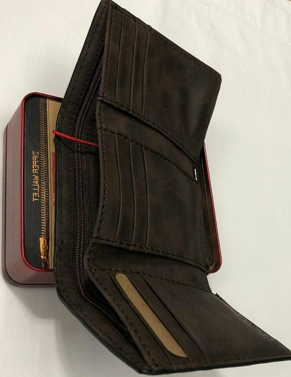 Trifold Brown Color $13.50