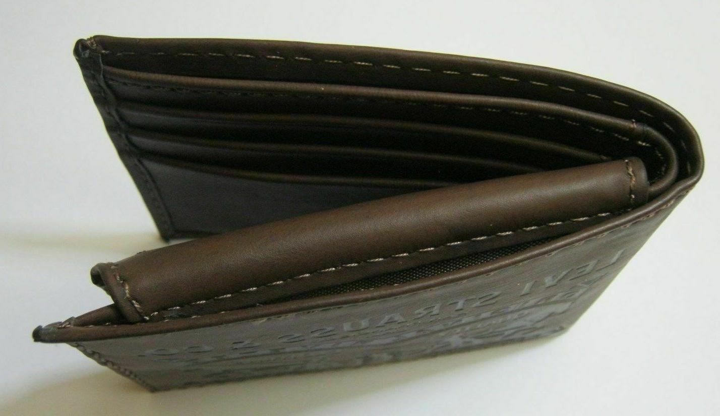 New Leather Wallet Brown 31LP220030