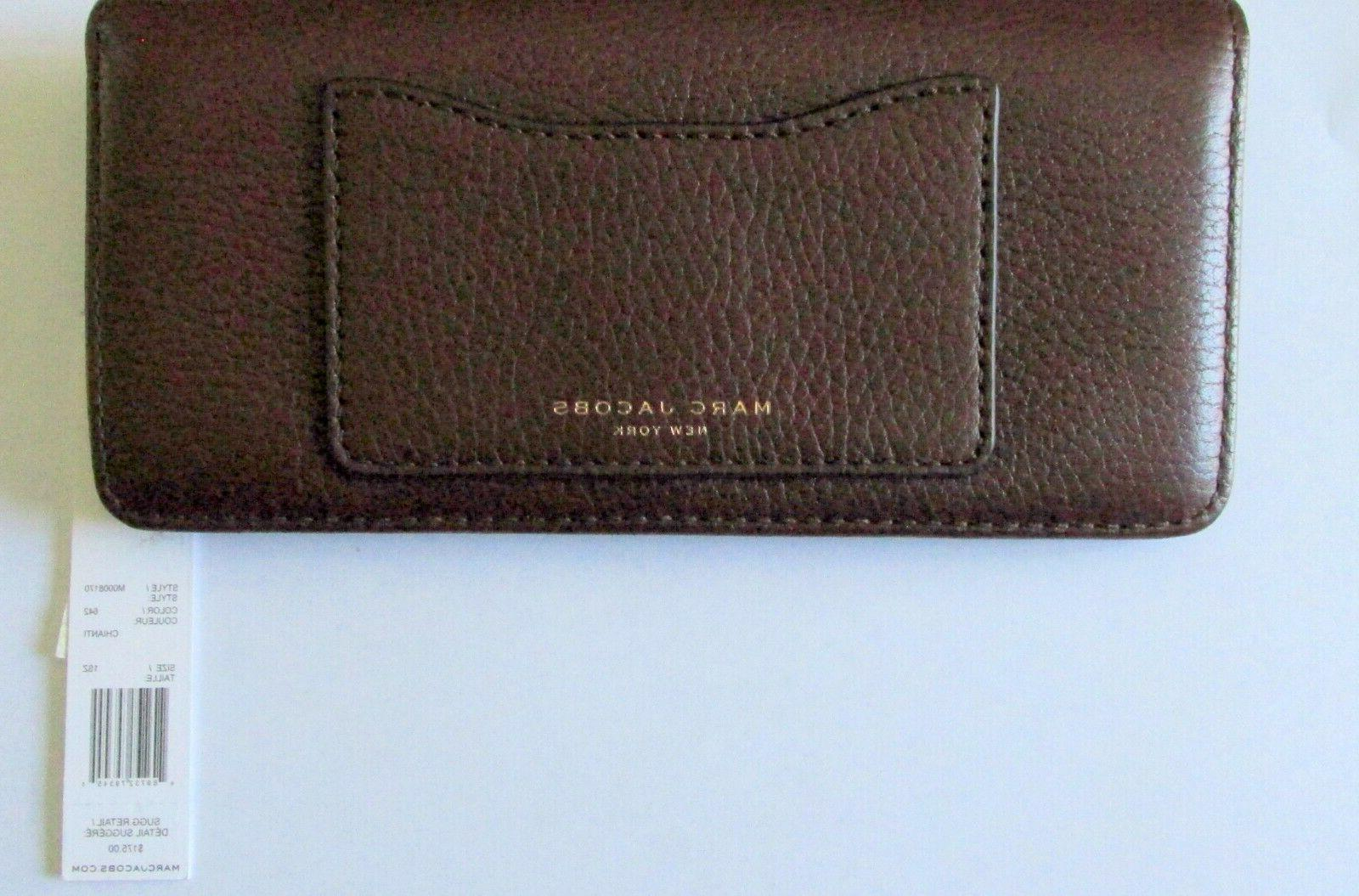 nwt marc by recruit open face wallet