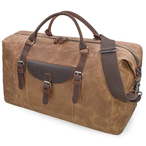 oversized duffel bag