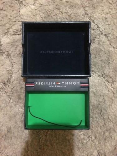 Tommy Hilfiger and Valet-Wallet-EMPTY