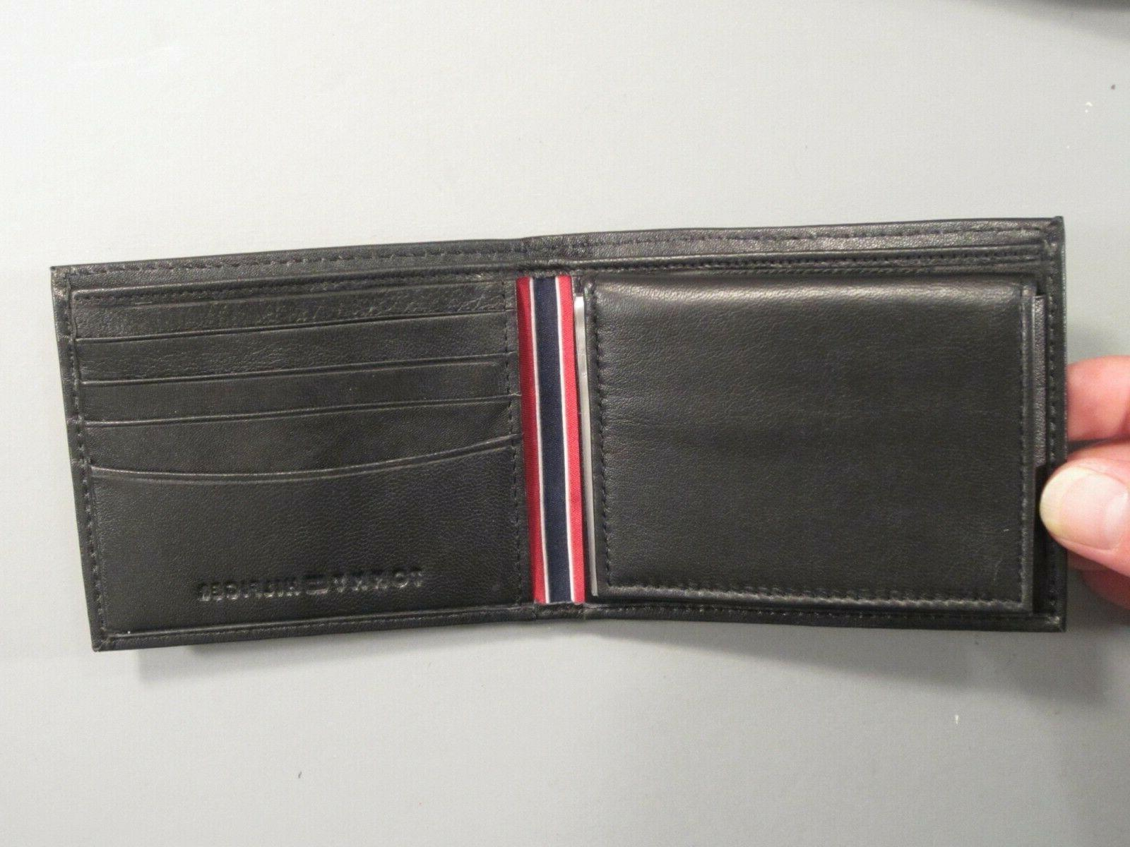 Tommy Passcase Valet Wallet