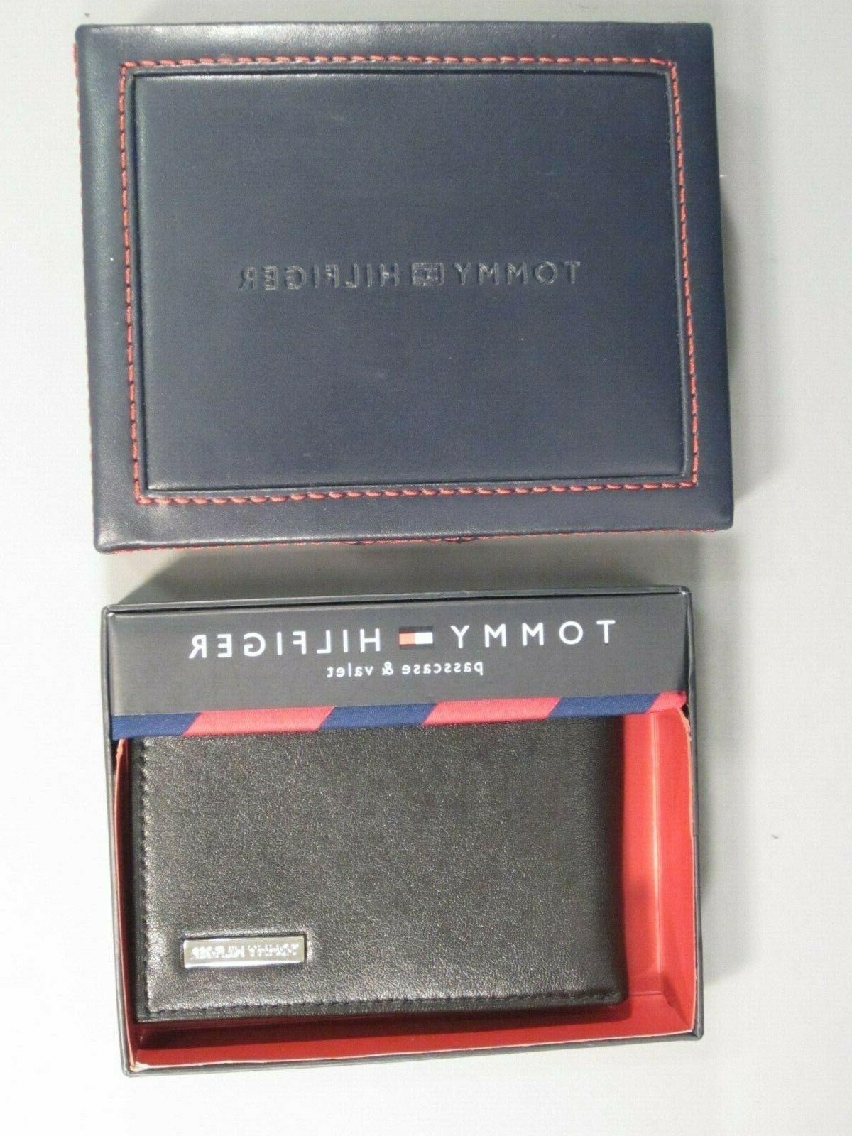 passcase and valet wallet