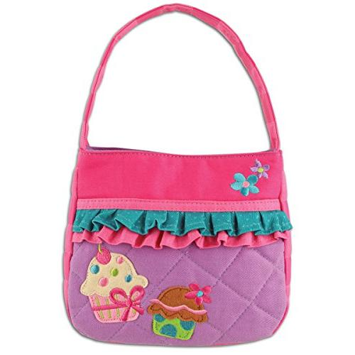 Stephen Joseph Quilted Purse Cupcake Combo Girls