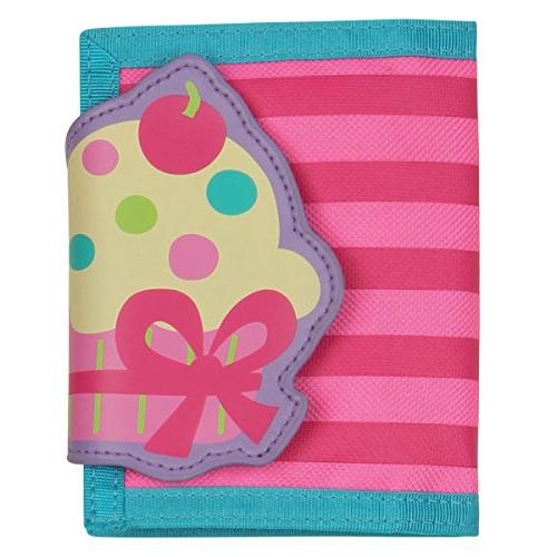Stephen Joseph Quilted Cupcake Purse and Wallet Combo - Girls