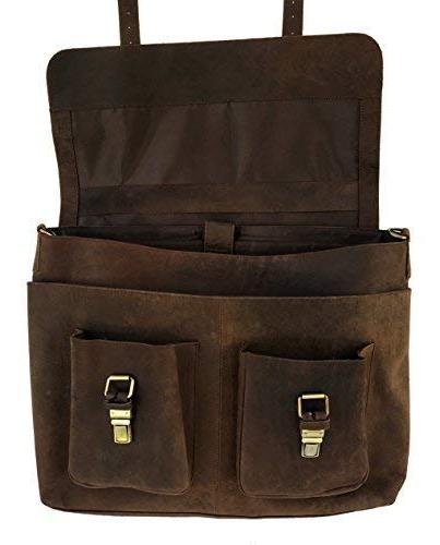 KomalC 18 Buffalo Hunter Messenger Bag College Bag and