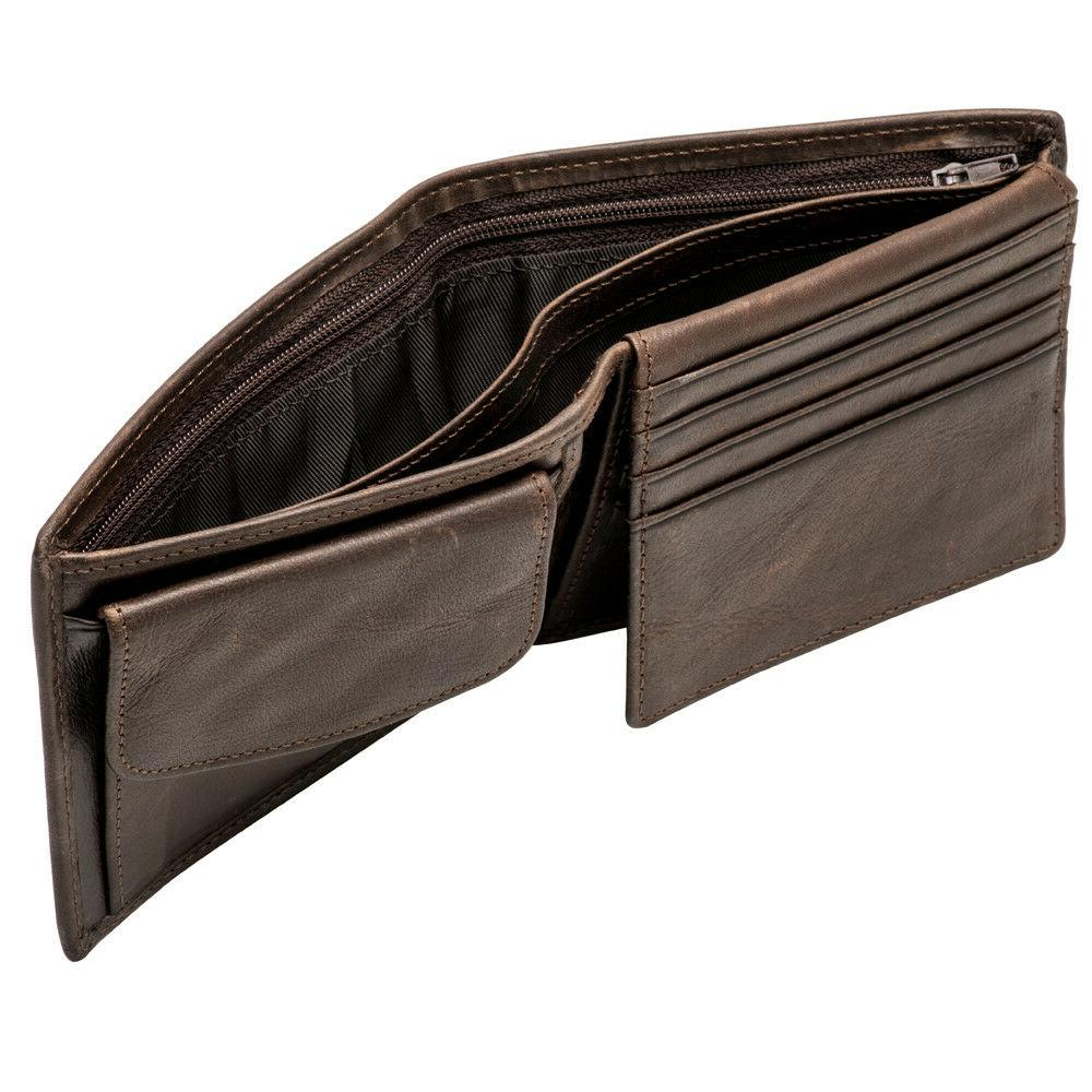 Bifold Wallet for Men with