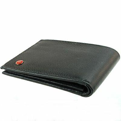 Alpine Blocking Mens Bifold Wallet Identity & Credit Cards