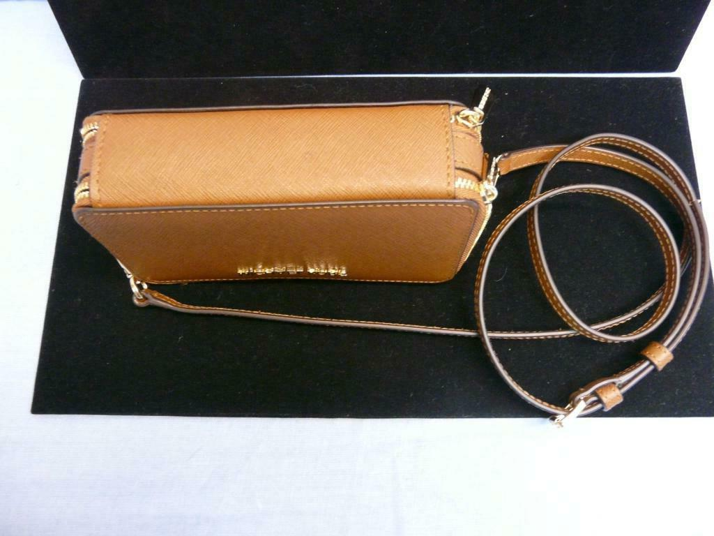 Michael Brown Leather Chain Wallet
