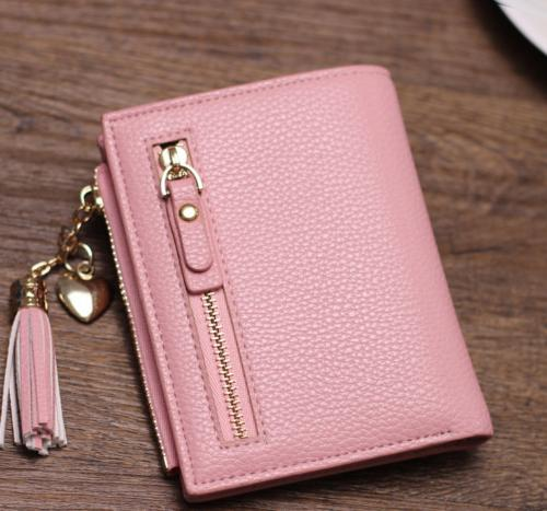 US Wallet Leather Clutch Card Holders New