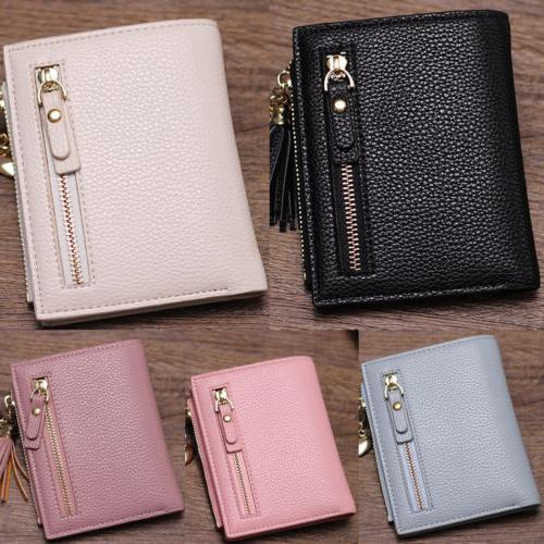 US Short Wallet Leather Small