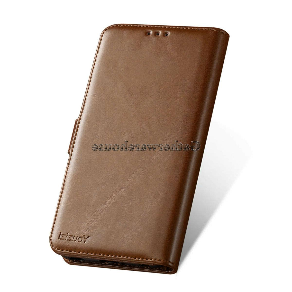 Wallet Phone Case For iPhone Pro XR X Card Holder