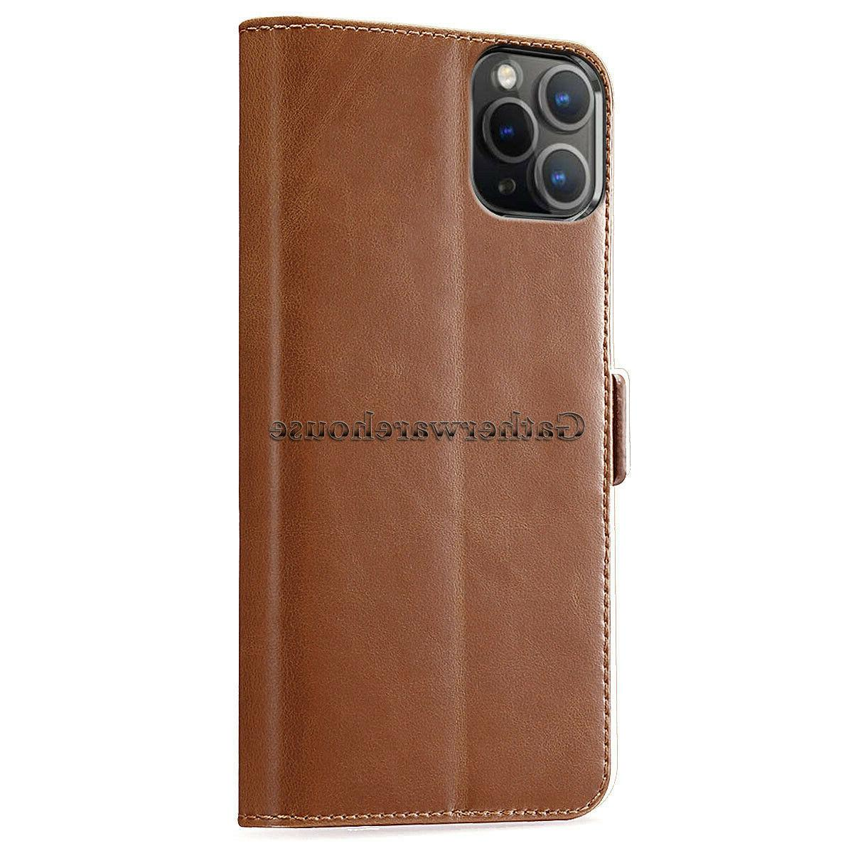 Wallet Phone Case For iPhone 11 XR Card
