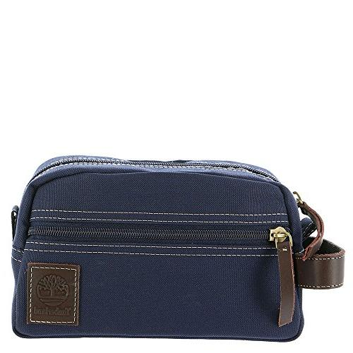 wallets classic canvas travel kit navy