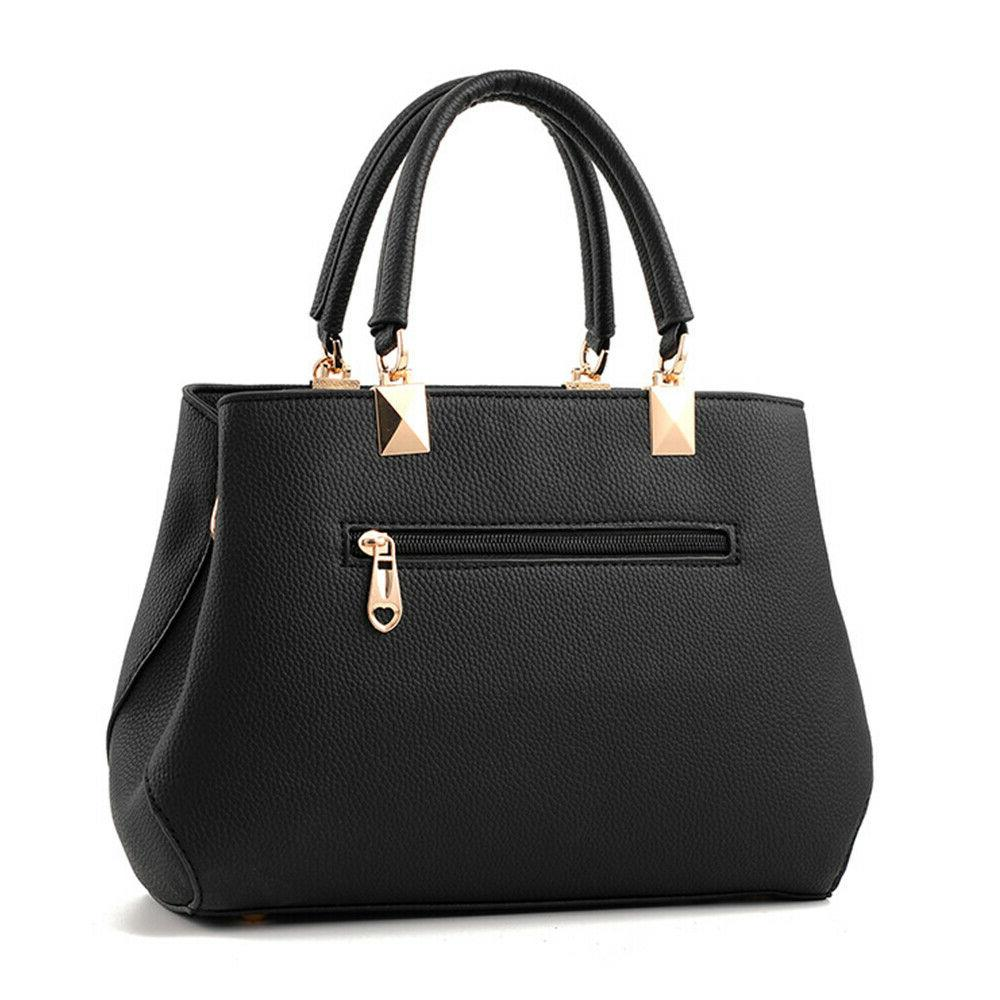 Women Bag Leather Messenger Satchel Purse