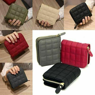 women s short small wallet lady leather