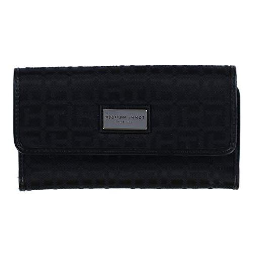 e0685935a6b87 Tommy Hilfiger Womens Continental Checkbook Wallet Clutch