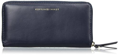 womens smooth leather lrg za wallet messenger