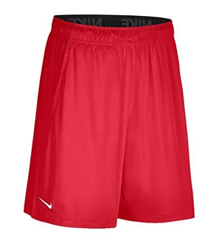 youth boys dry fly shorts large red