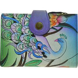 ANNA by Anuschka Ladies Wallet 6 Colors Women's Wallet NEW