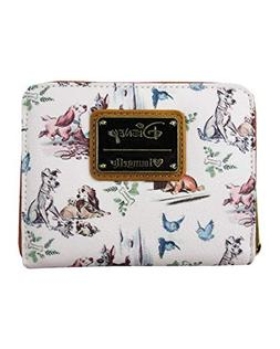 Loungefly Lady & the Tramp Small Wallet