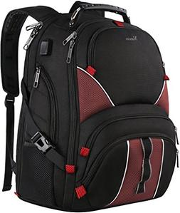 Travel laptop backpack,Large Capacity Travel College bag for
