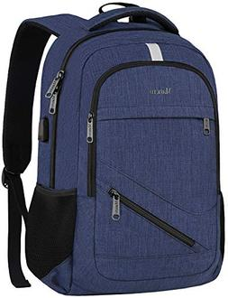 Travel Laptop Backpack, RFID Backpack with USB Charging Port