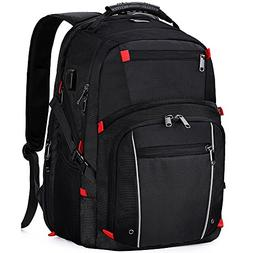 Laptop Backpack 17.3 Inch Waterproof Large Capacity Business