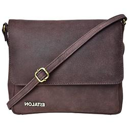 Leather Crossbody Purse for Women Small - Cross Body Bag Ove