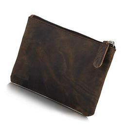 leather pen pencil stationery case