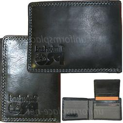 Timberland Pro Leather Wallet Mens BRADY Passcase,Trifold RF