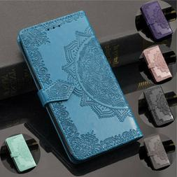 Luxury PU Leather Magnetic Slim Wallet Case Cover iPhone 8 P