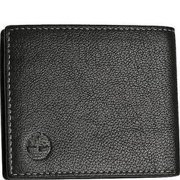 Timberland Men's Blix Leather Bifold Wallet