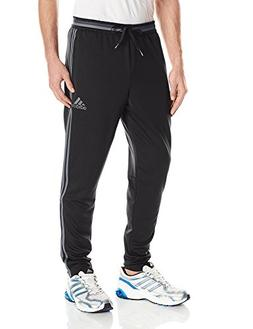 adidas Men's Condivo 16 Training Pants, Black/Vista Grey, Sm