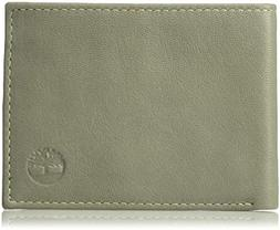 Timberland Men's Leather RFID Blocking Passcase Security Wal