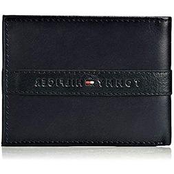 Tommy Hilfiger Men's Leather Wallet - RFID Blocking Slim Thi
