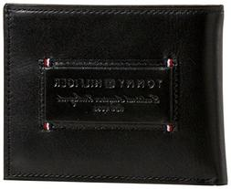 Tommy Hilfiger Men's Passcase & Valet Wallet with Removable