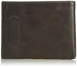 men s passcase wallet with key fob